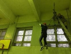 Фото: Охрана труда при работе на высоте
